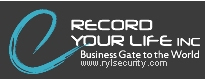 Logo-Record Your Life Inc.