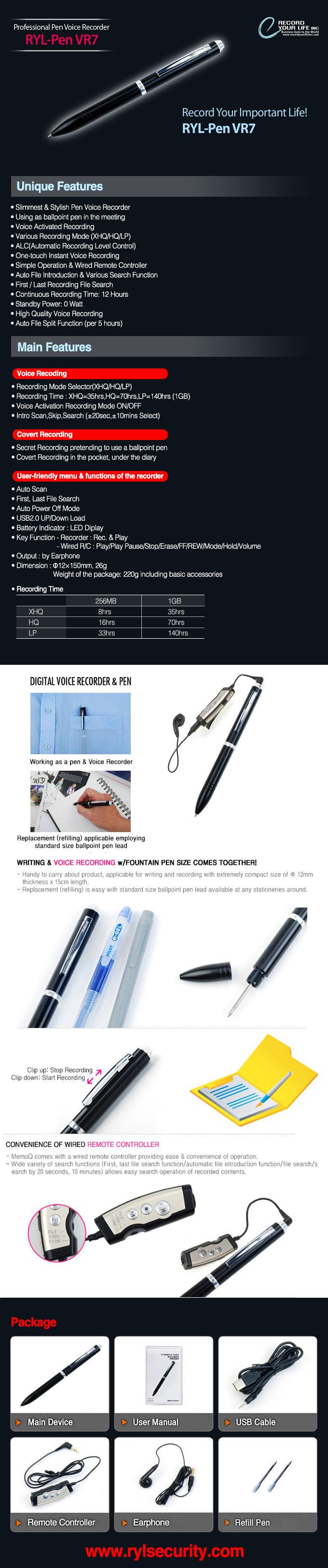 RYL-Pen VR7